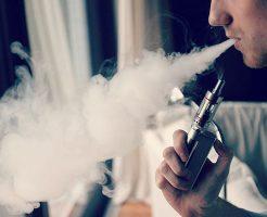 臭いが気にならない電子タバコの特徴