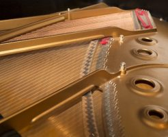 素人がピアノを解体すること